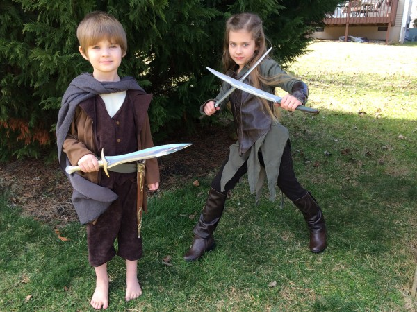 However if you have shortage of time or you are not so much into designing of clothes then you can purchase a creative costume for your kids.  sc 1 st  Mammablog.org & Scary and Exciting Lord of the Rings Costumes for Kids | Mammablog.org